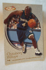 NBA CARD - Fleer - Futures Series - Chauncey Billups - Timberwolves
