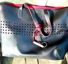 BABYLISSPRO  Black/Red Large Bag With Key Ring