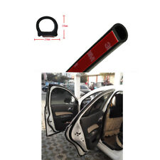 Universal 4M D Shape Door Rubber Weather Seal Hollow Strip Weatherstrip for Car