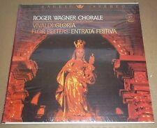 Roger Wagner VIVALDI Gloria FLOR PEETERS Entrata Festiva - Angel 36003 SEALED