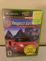 Project Gotham Racing 2 - Original Xbox Game FREE SHIPPING