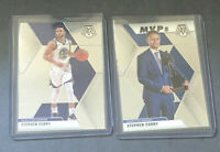 2019/20 Panini Mosaic MVP & Base Lot of 2 Stephen Curry Golden State Warriors🏀