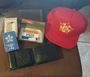 FOP COLLECTABLE ITEM'S FOP Wallet is brand new all items are brand new.