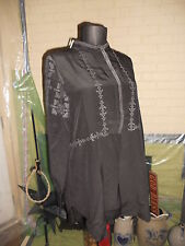 NWT MADEWELL  EMBROIDERED BALLAD TUNIC  SIZE XSMALL