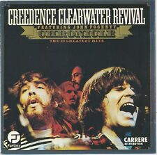 CREEDENCE CLEARWATER REVIVAL : Chronicle - The Greatest Hits  - CD