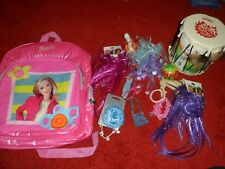 Bundle of Girl's BARBIE Alice and additional Items for free, See pictures