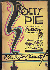 May E E Barrow / Mac (G D Machin) - Poet's Pie - 1933 - Southwick Sussex - Rare