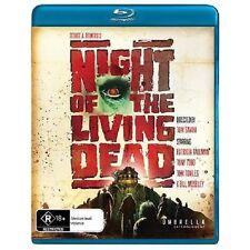 NIGHT OF THE LIVING DEAD (1990 Romero)  -   BLU RAY  - Sealed Region B