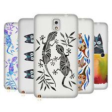 Cat Coquillette Animals 2 Soft Gel Case For Samsung Phones 2