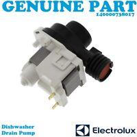 ZANUSSI Genuine Dishwasher Drain Pump 140000738017