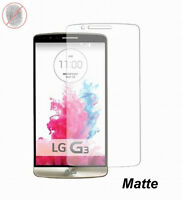 1x 2x 4x Lot Anti Glare Matte Front Screen Protector Cover Guard Film for LG G3