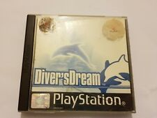 Diver's Dream PlayStation 1 (ps1) pal Uk y completo