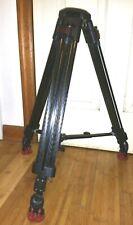 Sachtler Speed Lock 75 mm CF 4588 Carbon Fiber Tripod Leg w/ Mid-Level Spreader