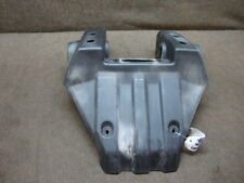 08 CAN AM ATV OUTLANDER MAX XT 500 SKID PLATE, LOWER FRONT #8686