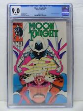 Moon Knight 36 - Doctor Strange Appearance - 1984 - CGC Graded 9.0