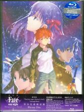 FATE/STAY NIGHT-[HEAVEN'S FEEL] I...-JAPAN 2 BLU-RAY+CD+BOOK Ltd/Ed X94 qd