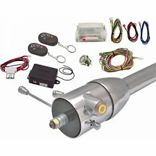 Yellow / Amber One Touch Engine Start Kit /Remote Johnny Law Motors KICHFS1501Y