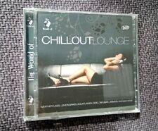 The World Of CHILL OUT LOUNGE - Doppel-CD Zyx 2008, neuwertig.