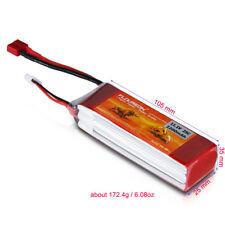 FLOUREON 3S 11.1V 2200mAh LiPo Batterie Akku 25C Deans Plug für RC Hobby LKW NEU