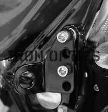 Harley Davidson Touring / Road King / Street Glide Spanngurthalter hinten Typ1