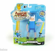 "Adventure Time 5"" Finn w/ Golden Sword Figure by Jazwares - New"