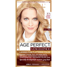 LOreal Paris Age Perfect Permanent Hair Color