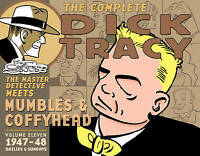 NEW Complete Chester Gould's Dick Tracy Volume 11 by Chester Gould
