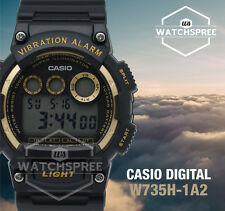 Casio Standard Digital Watch W735H-1A2