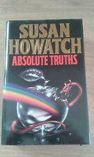 ABSOLUTE TRUTHS BY SUSAN HOWATCH SIGNED COPY