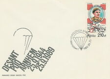 Poland FDC (Mi. 3223) World war II Arnhem #1