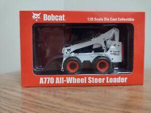 Bobcat A770 Skid Steer Loader 1:25 Model