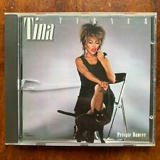 Tina Turner Private Dancer CD Female Vocal Rock Pop Album