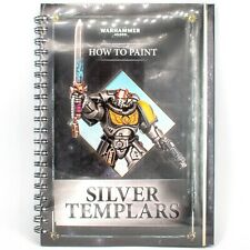 How to Paint Silver Templars (Warhammer Painting Guide)