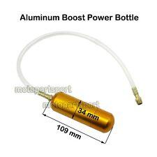 Aluminum Boost Power Bottle For 43 47 49 cc Mini Moto ATV Quad Dirt Pocket Bike