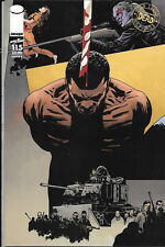 The Walking Dead #115 NM Cover E COLLAGE Variant First Print  All Out War Negan