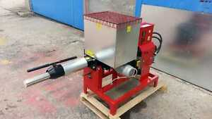 Briquette Machine maker from Wood waste 230V 12KG/H New with 1 year warranty