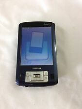 Toshiba Pocket Pc e800 - WiFi Bluetooth Handheld Pda