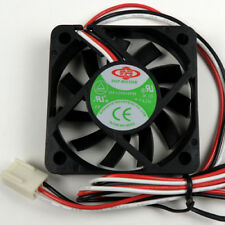 DF125010BH Top Motor 50mm x 10mm 12v High Speed 3 pin wire cooling fan 5000 rpm