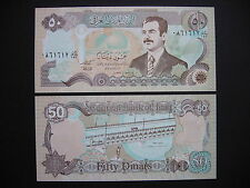 IRAQ  50 Dinars 1994  (P83)  UNC
