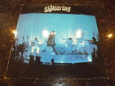 GENESIS - Live - 1973 UK 1st issue 5-track Vinyl LP (Charisma)