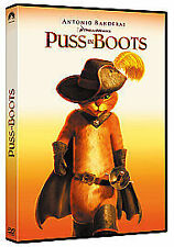 Puss In Boots (DVD, 2012)