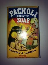 MURRAY & LANMAN PATCHOULI BAR SOAP 3.35 OZ. IMPORTED FROM PERU