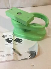 NEW! POLY WOOD PLASTIC Cup Holder for Adirondack Chair LIME GREEN 15 A01
