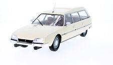 Modèle 1:18 CITROEN CX 2500d Super Break série I 1976 Beige MCG 18088