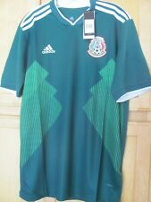 Mexico El Tri National Team adidas Jersey Green Size XL Officially Licensed