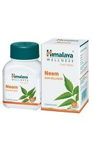 Neem Tablets | New Himalaya Pure Herbs | Long Expiry | 100% Vegetarian