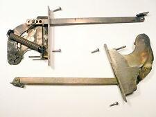 BRUNSWICK 3NW8 / RCA RADIOLA AR-764 CONSOLE :  2 LID HINGES  w/ screws
