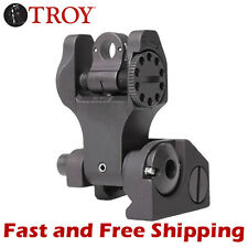 NEW Troy Tactical BattleSight Folding Tritium Rear Night Sight SSIG-FBS-RTBT-00