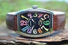 Franck Muller Casablanca Color Dreams Damenuhr, UNGETRAGEN, Referenz2852 QZ