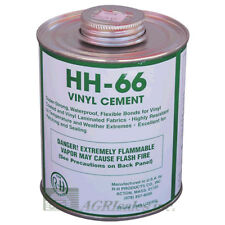 HH-66 Vinyl Cement -  1 Quart Can (32 oz) - Pool Cover Repair & Awning Repair